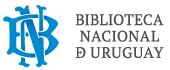 logo de la Biblioteca Nacional del Uruguay